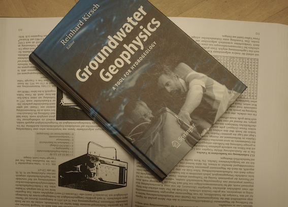 Groundwater Geophysics Hydrogeology Lehrbuch