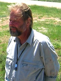Kord Ernstson Geophysiker (Dr. rer. nat) und Geologe (Dr. rer. nat. habil.) Professor