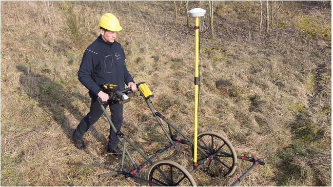 Impulselektromagnetik Ebinger GmbH UPEX Einschleifen-Fahrgerät