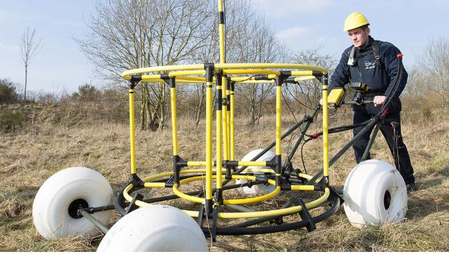 Impulselektromagnetik Ebinger GmbH UPEX Multiple-Schleifen-Fahrgerät